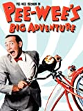 Pee-wee's Big Adventure poster thumbnail