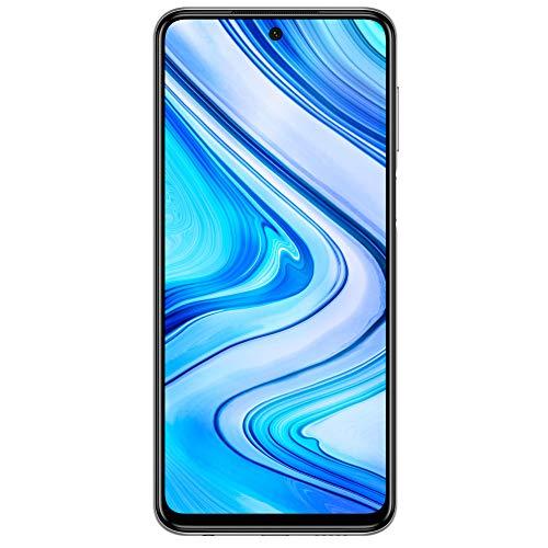 51vXMjWP8XL - Redmi Note 9 Pro Max (Glacier White, 6GB RAM, 128GB Storage) - 64MP Quad Camera & Latest 8nm Snapdragon 720G