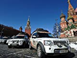 Land Rover Discovery Rumbles Through Russia