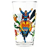 Justice League of America PopFun Merchandising Tumbler