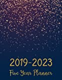 2019-2023 Five Year Planner: Monthly Schedule Organizer - Agenda Planner For The Next Five Years, 60 Months Calendar, Appointment Notebook, Monthly ... Cover (2019-2020 calendar planner) (Volume 6)