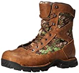 Danner Men's Pronghorn 8 Inch GTX Uninsulated Hunting Boot,Realtree Extra Green/Brown,11 D US