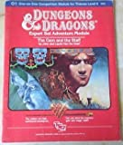 The Gem and the Staff, Dungeons and Dragons, One on One Level Eight