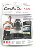 Sportline 670 Cardio Connect Women's Heart Rate Monitor With Speed And Distance Tracking