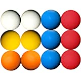 Assorted Color NCAA NFHS Lacrosse Balls
