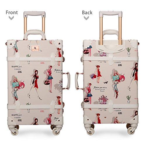 Top 10 Best Vintage Luggage Suitcase