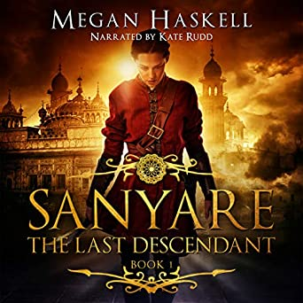 Sanyare Audio book by Meg Haskell