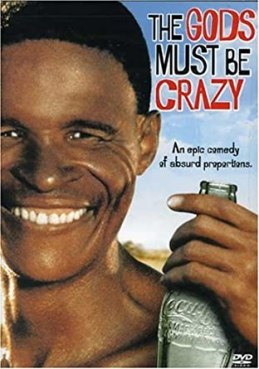 Image result for gods must be crazy