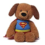 GUND DC Comics Superman Griffin Teddy Bear Stuffed Animal Plush, 12""