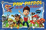 Paw Patrol Poster Group Wall Poster Print, 22 Inches By 34 Inches