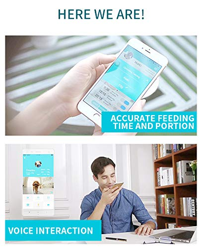 INSTACHEW-Automatic-Pet-Feeder-WiFi-Enabled-Feeder-for-Cats-and-Dog-HD-Camera-Scheduled-Feeding-and-Dual-Audio-Communication-Night-Vision-System