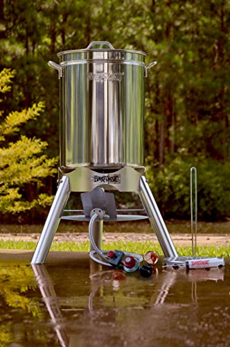Bayou Classic 200-440 44-Qt Turkey Fryer Kit