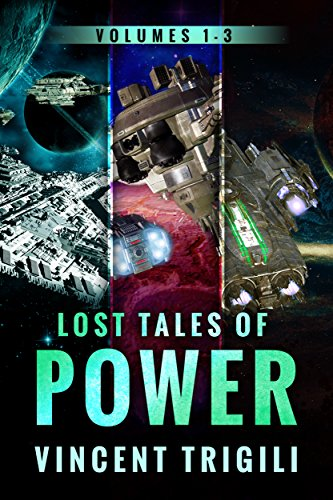 Lost Tales of Power: Volumes 1 - 3 Image