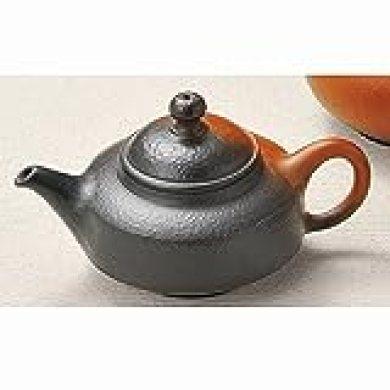 Japanese ceramic Tokoname ware. Kyusu teapot. 130cc