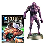 DC SUPERHERO CHESS FIGURINE COLLECTION MAGAZINE #74 ARCANE - BLACK PAWN