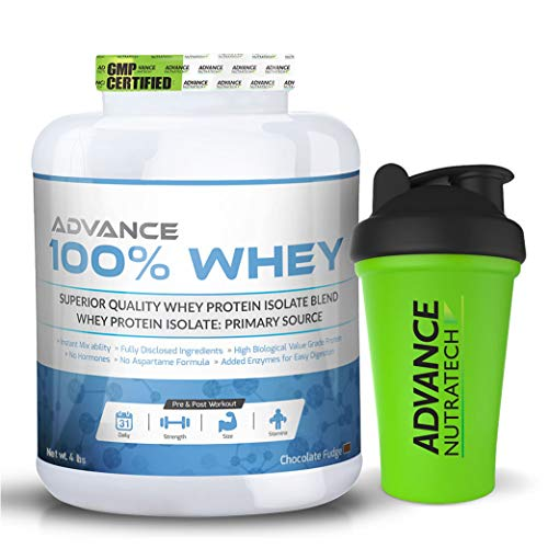 Advance Nutratech 100% Whey Protein