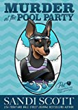 Murder at the Pool Party: A Pet Portraits Cozy Mystery (Book 7)