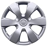 Drive Accessories KT-1000-16S/L, Toyota Camry, 16' Silver Replica Wheel Cover, (Set of 4)