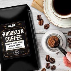 Olde Brooklyn Whole Bean Coffee