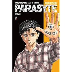 Parasyte 1 a 10 - Caixa