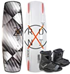 Ronix Code 21 Wakeboard w/ Network Bindings