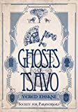 Ghosts of Tsavo (Society for Paranormals Book 1)