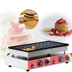 WooBrit Pancake Muffin Machine Commercial Electric Cupcake Maker 50 Muffins with Adjustable Temperature Control Bread Baking Machine 220V 51wlPDzxjML