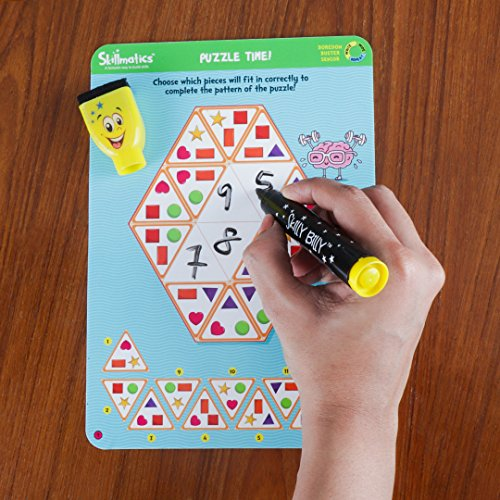 Skillmatics Educational Game: Brain Games, 6-99 Years 5