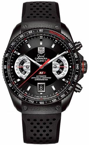 51wqLgXbjbL Grand Carrera Black grade 2 titanium coated with titanium carbide Swiss automatic, Calibre 17RS