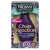 Trojan Chain Reaction Personal Lubricant, 2.705 Oz 80 ml