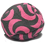 bowlingball.com Microfiber Ultra Dry Bowling Grip Ball (Pink Spiral)