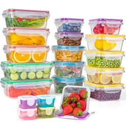 Taiker Food Storage Containers with Lids