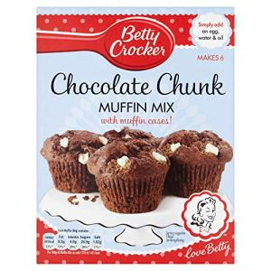 Betty Crocker Chocolate Chunk Muffin Mix Kit 335g 51wwzAnr 2BUL
