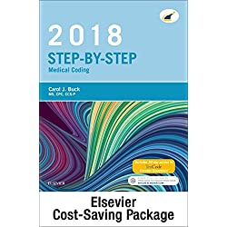 Step-by-Step Medical Coding 2018 Edition - Text, Workbook, 2018 ICD-10-CM for Hospitals Professional Edition, 2018 ICD-10-PCS Professional Edition, ... AMA 2018 CPT Professional Edition Package, 1e