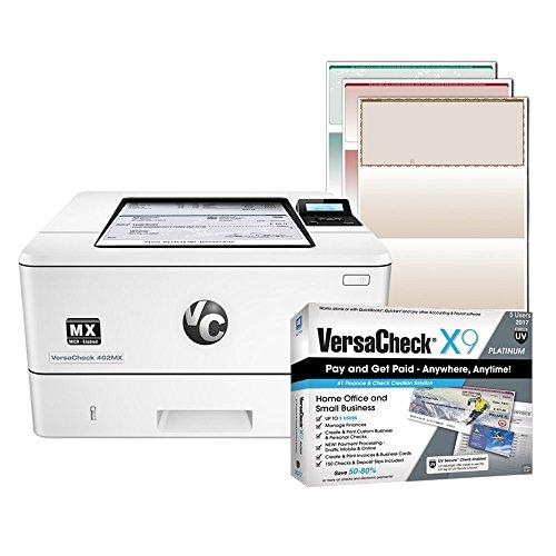 VersaCheck Platinum 402MX MICR Printer Value Bundle
