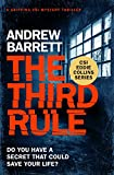 The Third Rule: a gripping CSI Mystery Thriller (Eddie Collins Book 1)