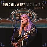 Gregg Allman Live: Back To Macon, GA [2 CD/DVD Blu-ray Combo]