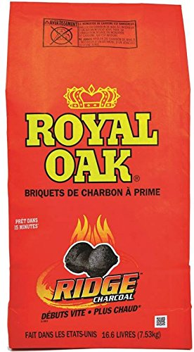 Royal Oak 192-232-021 Charcoal Briquette, 16.6 Lbs