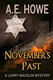 November's Past (Larry Macklin Mysteries Book 1)
