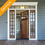 Deadbolt Installation - Wood Door