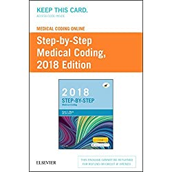 Medical Coding Online for Step-by-Step Medical Coding, 2018 Edition (Access Card), 1e