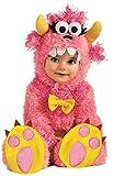 Rubie's Noah's Ark Pinky Winky Monster Romper Costume, Pink, 12-18 Months