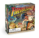 Restoration Games Fireball Island: The Last Adventurer, Multi-Colored