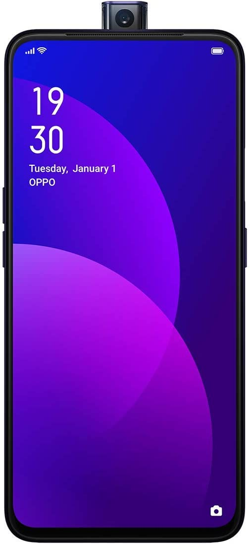 OPPO F11 Pro (Thunder Black, 6GB RAM, 64GB Storage)