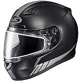 HJC Streamline Adult CL-17 Snocross Snowmobile Helmet - MC5GF / Large