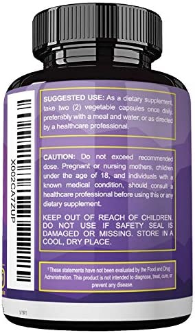 Ultra Fast Pure Keto Boost 1600mg - Advanced Clinically-researched Pure BHB Salts (beta hydroxybutyrate) with MCT Oil Keto Diet Pills - Best Ketosis Ketogenic Supplement - 60 Capsules; 30 Day Supply 8