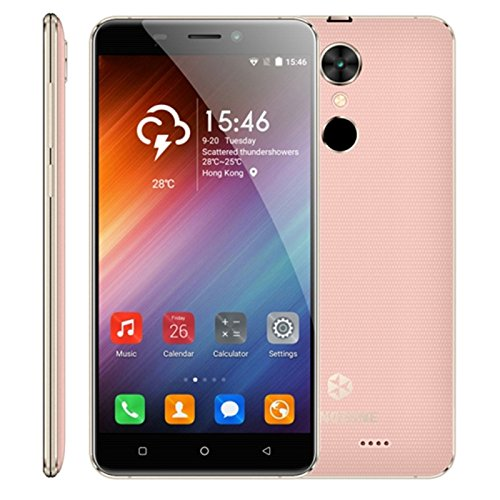 Generic KINGZONE S3, 1GB+16GB, Fingerprint Identification, Shockproof, 5.0 inch KOS 1.2 (Android 6.0) MTK6580A Quad Core up to 1.3GHz, Network: 3G(Pink)