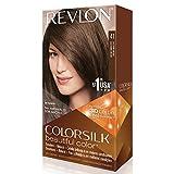 Revlon ColorSilk Haircolor, Medium Brown (Pack of 3)