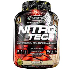 Muscletech Nitrotech Performance Series 4lbs