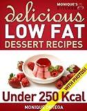 32 Delicious Low-Fat Dessert Recipes Under 250 Calories